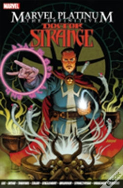 Wook.pt - Marvel Platinum: The Definitive Doctor Strange