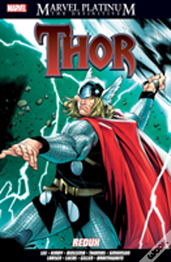 Wook.pt - Marvel Platinum: The Definitive Thor Redux