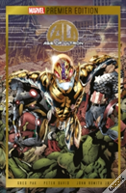 Wook.pt - Marvel Premium Edition: Age Of Ultron