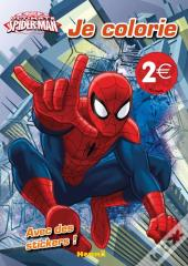 Marvel Ultimate Spider-Man Je Colorie
