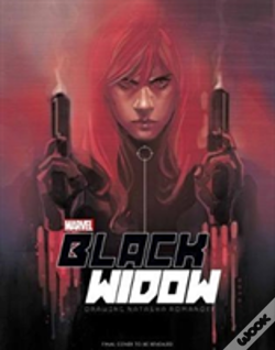 Wook.pt - Marvel'S The Black Widow Creating The Avenging Super-Spy