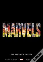 Marvels: The Platinum Edition Slipcase