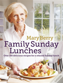 Wook.pt - Mary Berry'S Family Sunday Lunches