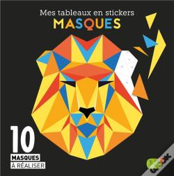 Wook.pt - Masques (Coll. Mes Tableaux En Stickers)