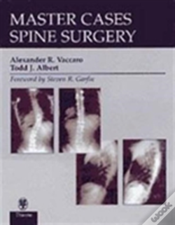 Wook.pt - Mastercases In Spine Surgery
