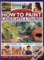 Masterclass In Painting Portraits, Figures & Landscapes