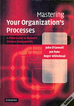 Wook.pt - Mastering Your Organization'S Processes