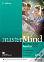 Mastermind 2nd Edition Ae Level 2 Student'S Book Pack Premium