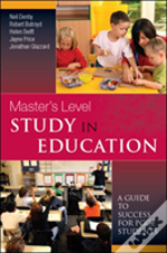 Masters Level Study In Education