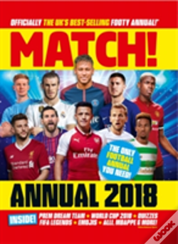 Wook.pt - Match Annual 2018