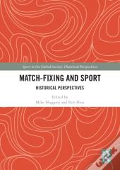 Match Fixing And Sport