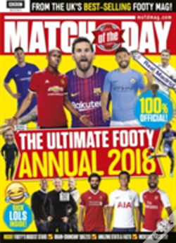 Wook.pt - Match Of The Day Annual 2018
