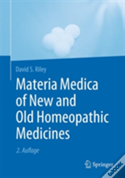 Wook.pt - Materia Medica Of New And Old Homeopathic Medicines
