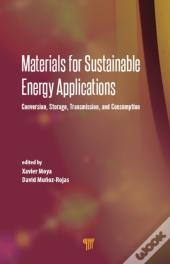 Materials For Sustainable Energy Applications