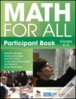 Math For All Participant Book (K-2)