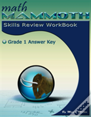 Math Mammoth Grade 1 Skills Review Workbook Answer Key