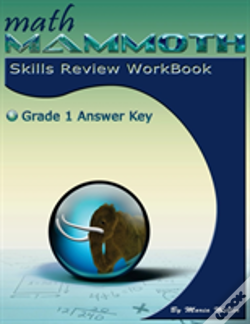 Wook.pt - Math Mammoth Grade 1 Skills Review Workbook Answer Key