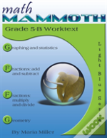 Math Mammoth Grade 5-B Worktext