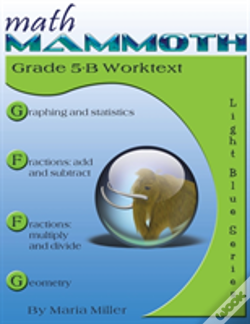 Wook.pt - Math Mammoth Grade 5-B Worktext