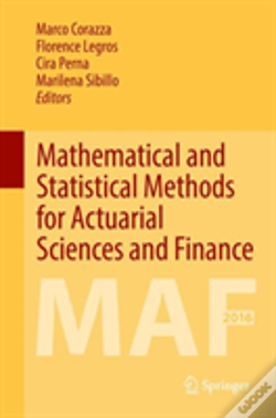 Wook.pt - Mathematical And Statistical Methods For Actuarial Sciences And Financecollective Online Platforms For Financial And Environmental Awareness