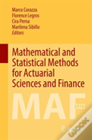 Mathematical And Statistical Methods For Actuarial Sciences And Financecollective Online Platforms For Financial And Environmental Awareness