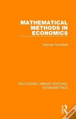 Wook.pt - Mathematical Methods In Economics