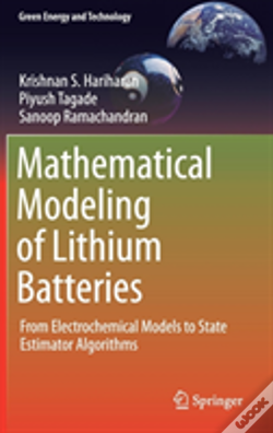 Wook.pt - Mathematical Modeling Of Lithium Batteries