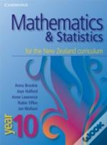 Mathematics And Statistics For The New Zealand Curriculum Year 10