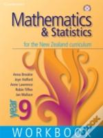 Mathematics And Statistics For The New Zealand Curriculum Year 9 Workbook And Student Cd-Rom Workbook And Student Cd-Romhomework Book