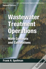 Mathematics Manual For Water And Wastewater Treatment Plant Operators, Three Volume Set