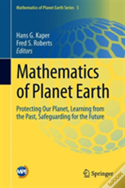 Wook.pt - Mathematics Of Planet Earth