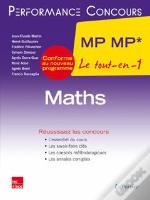 Mathematiques 2e Annee Mp Mp* (Collection Performance Concours)