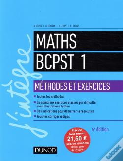Wook.pt - Maths Bcpst 1 Methodes Et Exercices