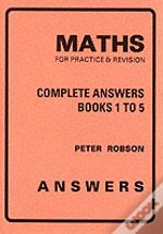 Maths For Practice And Revisioncomplete Answers
