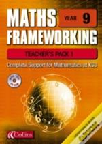Maths Frameworkingyear 9teacher Pack 1