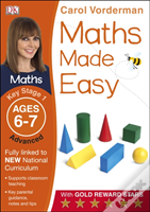 Maths Made Easy Ages 6 Re Issue