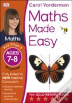 Maths Made Easy Ages 7 Re Issue