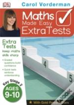 Maths Made Easy Extra Tests Age 9