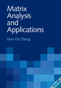 Wook.pt - Matrix Analysis And Applications