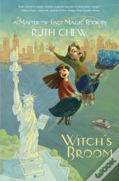 Matter-Of-Fact Magic Book: Witch'S Broom