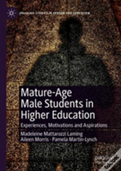 Wook.pt - Mature-Age Male Students In Higher Education