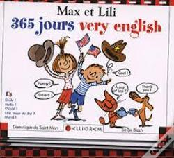 Wook.pt - Max Et Lili ; 365 Jours Very English