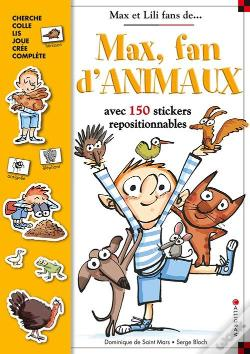 Wook.pt - Max, Fan D'Animaux