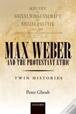 Wook.pt - Max Weber And 'The Protestant Ethic'