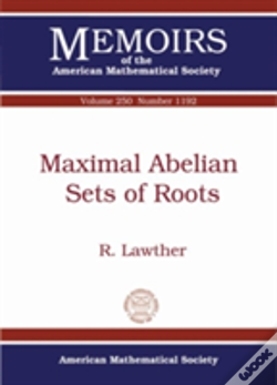 Wook.pt - Maximal Abelian Sets Of Roots