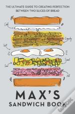 Maxs Sandwich Book