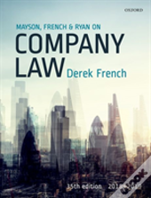 Mayson French Ryan On Company Law