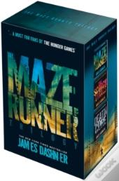 Maze Runner Trilogy Boxed Set