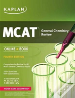 Mcat General Chemistry Review 20182019