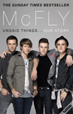Wook.pt - Mcfly - Unsaid Things...Our Story